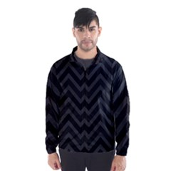 Zigzag  pattern Wind Breaker (Men)