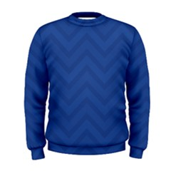Zigzag  pattern Men s Sweatshirt