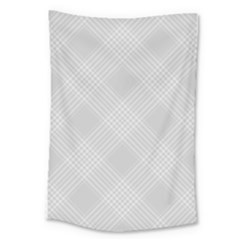 Zigzag  pattern Large Tapestry