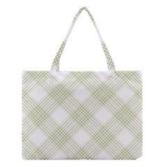 Zigzag  Pattern Medium Tote Bag