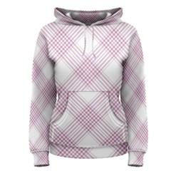 Zigzag pattern Women s Pullover Hoodie