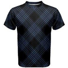 Zigzag pattern Men s Cotton Tee