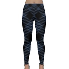 Zigzag pattern Classic Yoga Leggings