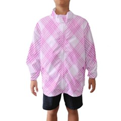 Zigzag pattern Wind Breaker (Kids)