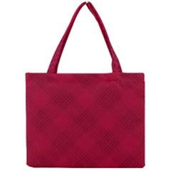 Zigzag pattern Mini Tote Bag