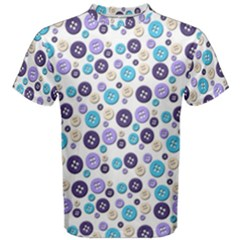 Buttons Chlotes Men s Cotton Tee