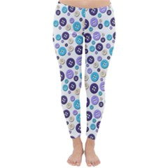 Buttons Chlotes Classic Winter Leggings
