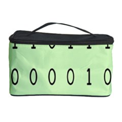 Code Number One Zero Cosmetic Storage Case
