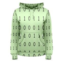 Code Number One Zero Women s Pullover Hoodie