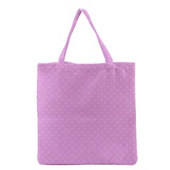 Dots Grocery Tote Bag