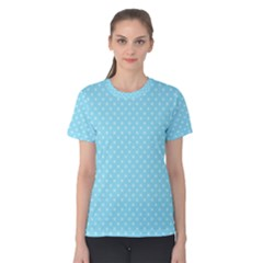 Dots Women s Cotton Tee