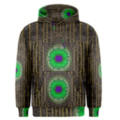 In The Stars And Pearls Is A Flower Men s Pullover Hoodie
