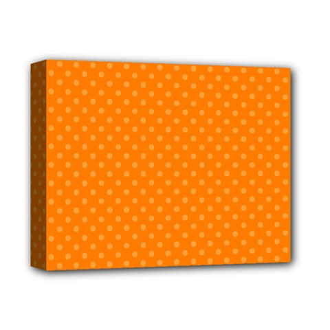 Dots Deluxe Canvas 14  x 11
