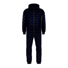 Dots Hooded Jumpsuit (Kids)