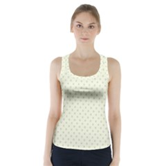 Dots Racer Back Sports Top