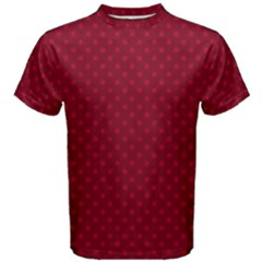 Dots Men s Cotton Tee