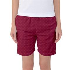 Dots Women s Basketball Shorts