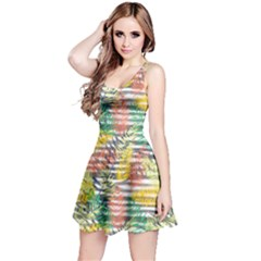 Summer Reversible Sleeveless Dress