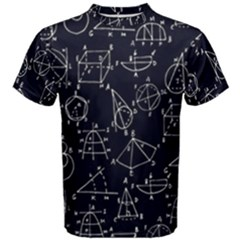 Geometry Geometry Formula Men s Cotton Tee