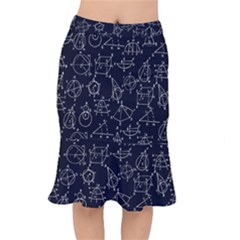 Geometry Geometry Formula Mermaid Skirt