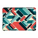 German Synth Stock Music Plaid Apple iPad Mini Hardshell Case (Compatible with Smart Cover) View1