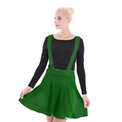 Mug Green Hot Tea Coffe Suspender Skater Skirt