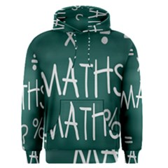 Maths School Multiplication Additional Shares Men s Pullover Hoodie