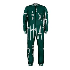 Maths School Multiplication Additional Shares OnePiece Jumpsuit (Kids)