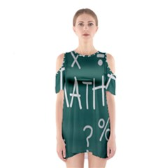 Maths School Multiplication Additional Shares Shoulder Cutout One Piece