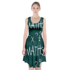 Maths School Multiplication Additional Shares Racerback Midi Dress