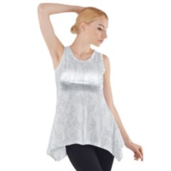 Colors Side Drop Tank Tunic