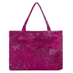 Colors Medium Zipper Tote Bag