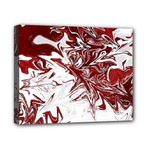Colors Canvas 10  x 8