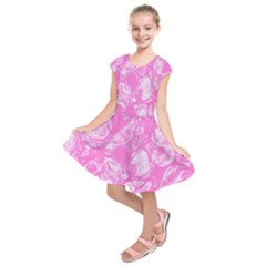 Colors Kids  Short Sleeve Dress
