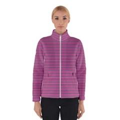 Lines pattern Winterwear