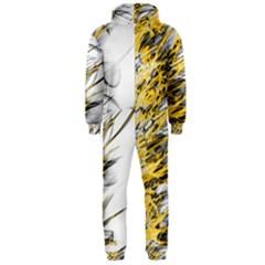 Fire Hooded Jumpsuit (Men)