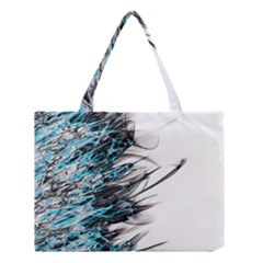 Fire Medium Tote Bag