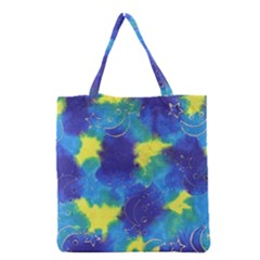 Mulberry Paper Gift Moon Star Grocery Tote Bag