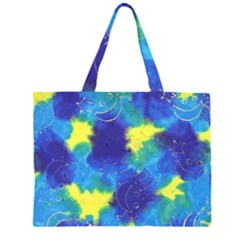 Mulberry Paper Gift Moon Star Large Tote Bag