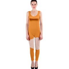 Screen Shot Circle Animations Orange White Line Color OnePiece Catsuit