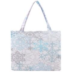 Sign Flower Floral Transparent Mini Tote Bag