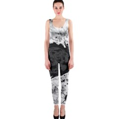 Abstraction OnePiece Catsuit