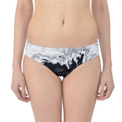 Abstraction Hipster Bikini Bottoms