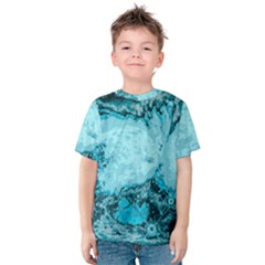 Abstraction Kids  Cotton Tee