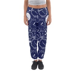 World Clocks Women s Jogger Sweatpants