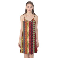Tribal Grace Colorful Camis Nightgown