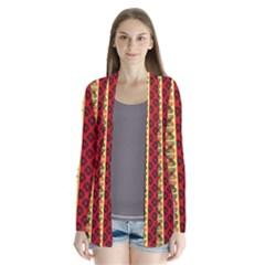 Tribal Grace Colorful Cardigans