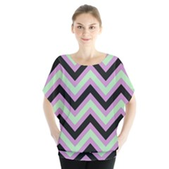 Zigzag pattern Blouse