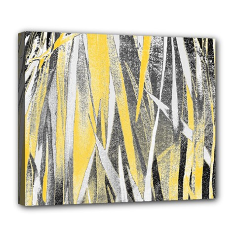 Abstraction Deluxe Canvas 24  x 20