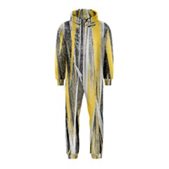 Abstraction Hooded Jumpsuit (Kids)